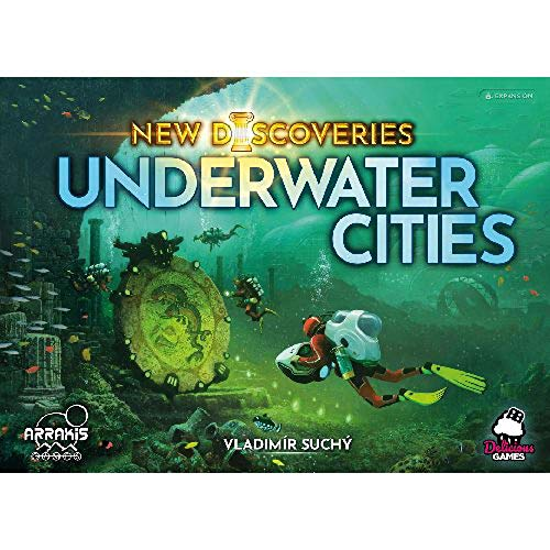 Arrakis Games Underwater Cities - New Discoveries (Castellano)