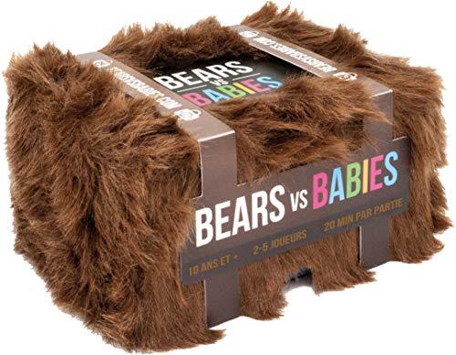 Asmodee- Bears vs Babies, EKBB01FR, Juego de Ambiente