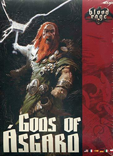 Asmodee- Blood Rage.–.Dioses de Asgard, Color (UBIBLR003)