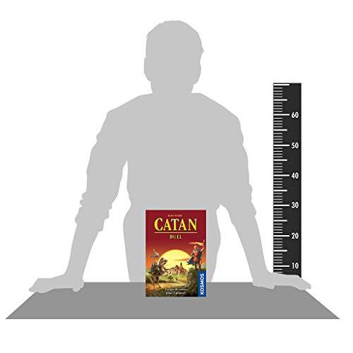 Asmodee Catan Duel, ficatd01, juego de gráficos , color/modelo surtido