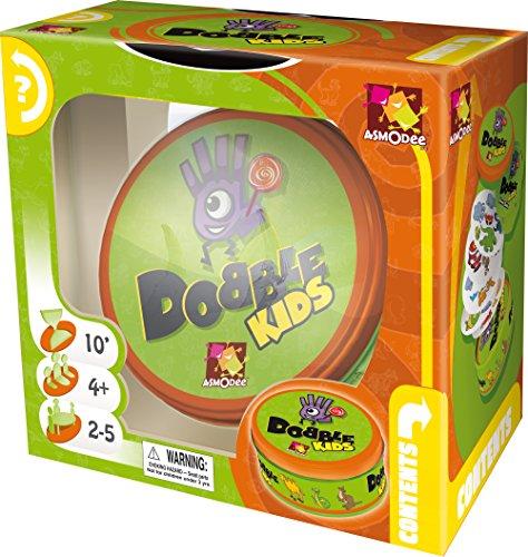 Asmodée - Dobble Kids (versión Inglesa)
