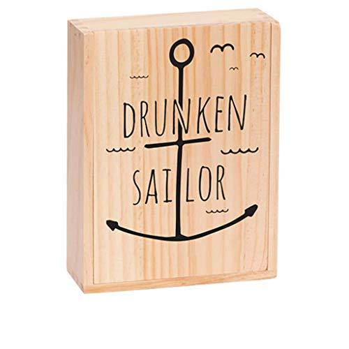 Asmodée- Drunken Sailor - Español, Color (MRKSS01ES)