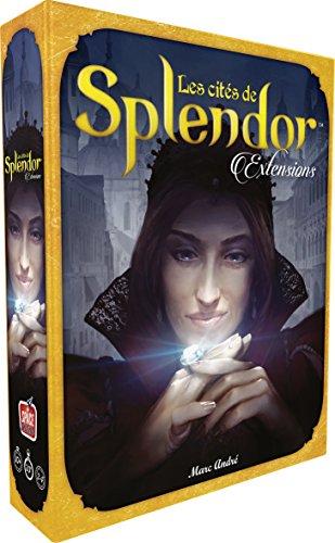 Asmodee–Extensión las casas de Splendor, scspl02fr, no precisa , color/modelo surtido