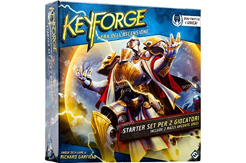 Asmodee Italia KeyForge 10602 - Juego de iniciación para 2 Jugadores