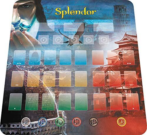 Asmodee Italia - Splendor Playmat Base + expansión, Color 8613