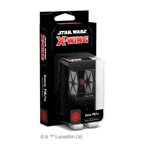 Asmodee Italia - Star Wars X-Wing Caza Tie/fo, Color, 9945