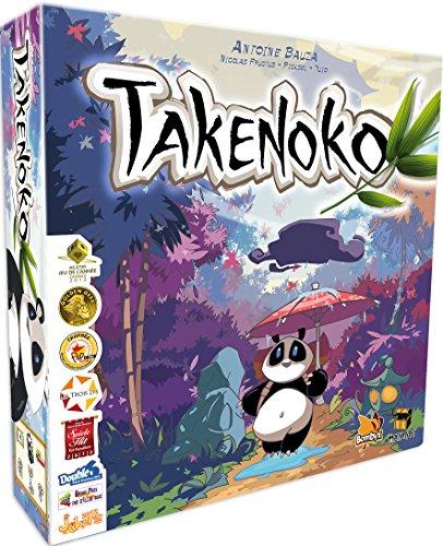 Asmodee–Juego de Estrategia - Takenoko