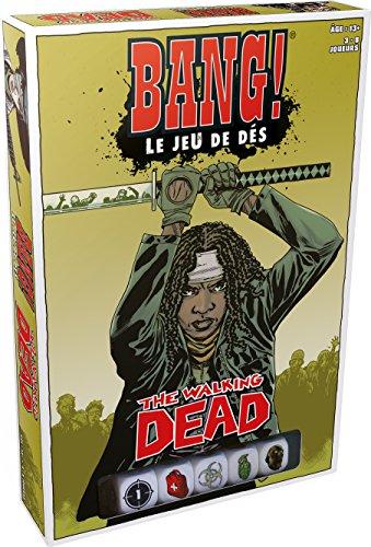 Asmodee Sociét-Bang The Walking Dead, BAN11FR