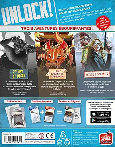 Asmodée - Unlock ! Epic Adventures Version Francaise - 3558380071945