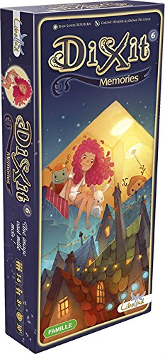 Asterion 8010 – Dixit Memories, Multicolor
