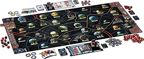 Asterion 9090–Juegos Star Wars Rebellion