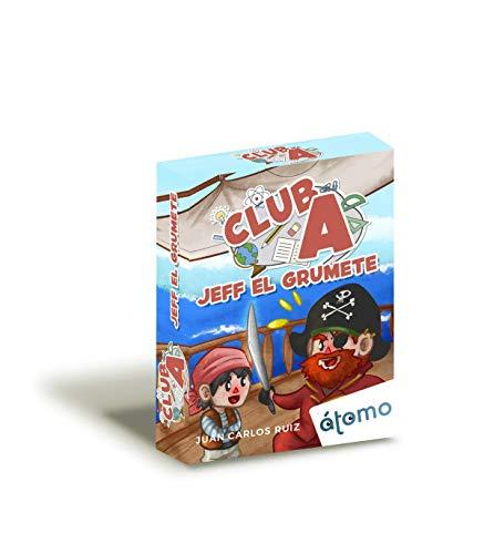 Átomo Games Club A. Jeff El Grumete