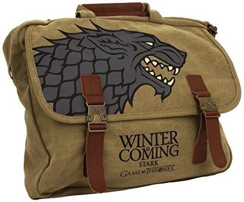 Bandolera Stark Winter is Coming de Juego de Tronos - Bolsa de viaje