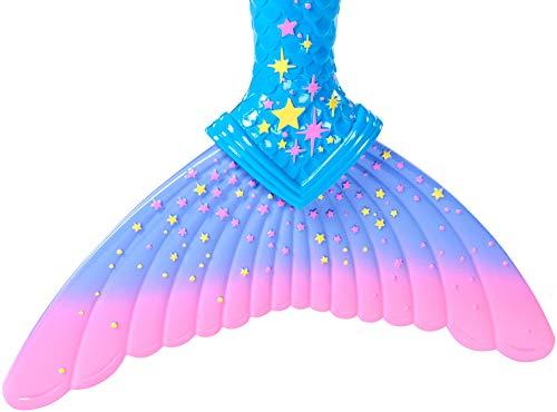 Barbie Dreamtopia Muñeco Ken Tritón, regalo para niñas y niños 3-9 años (Mattel FXT23) , color/modelo surtido