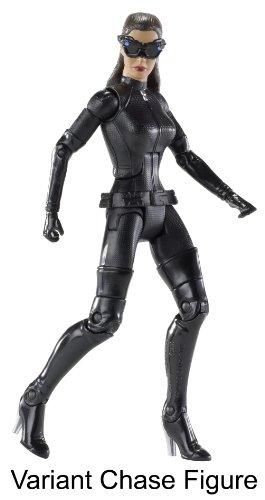 Batman - Figuras colección, Catwoman (Mattel W7174)