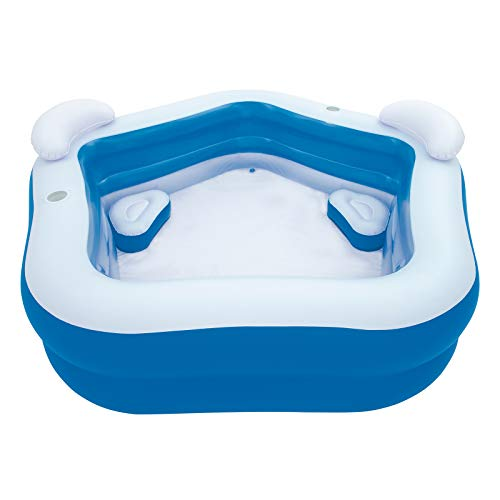Bestway 54153 - Piscina Hinchable Infantil Family Fun 213x207x69 cm