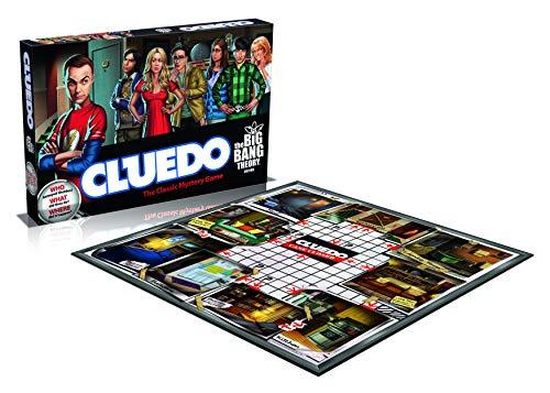 Big Bang Theory Cluedo Board Game