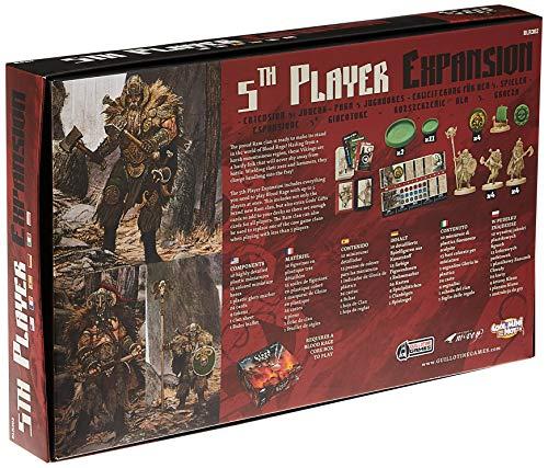 Blood Rage Rozszerzenie dla 5 graczy