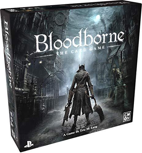 Bloodborne, El Juego de Cartas por CoolMiniOrNot