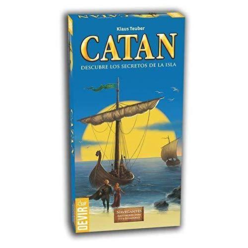 Catán: Navegantes Exp. 5 Y 6 Jugadores