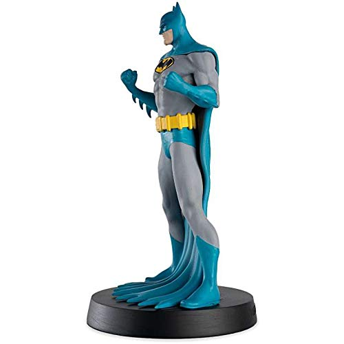 Colección de Figuras de Resina Batman Decade Figurine Collection Nº 4 1970 Bronze Age (13 cms)