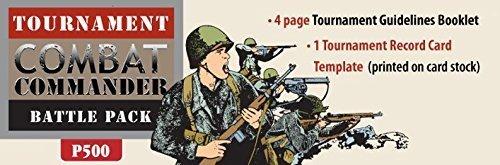 Combat Commander: Leader Of Men