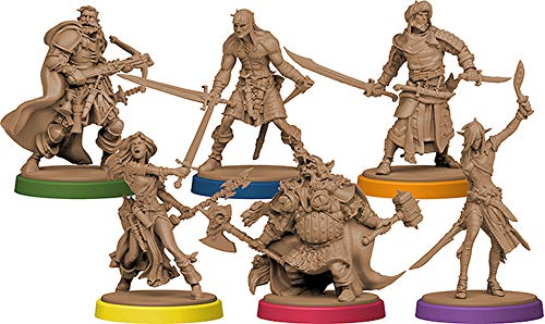 Cool Mini or Not Zombicide: Green Horde, Color, Multicolor. (CMON CMN1200)