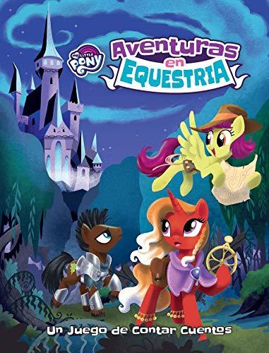 Crazy pawn My Little Pony: Aventuras en Equestria, Multicolor (9788417379049)