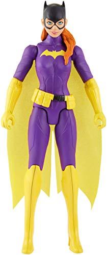DC BATMAN MISSIONS™ Figura de acción básica 30cm, Batgirl (Mattel FVM72)