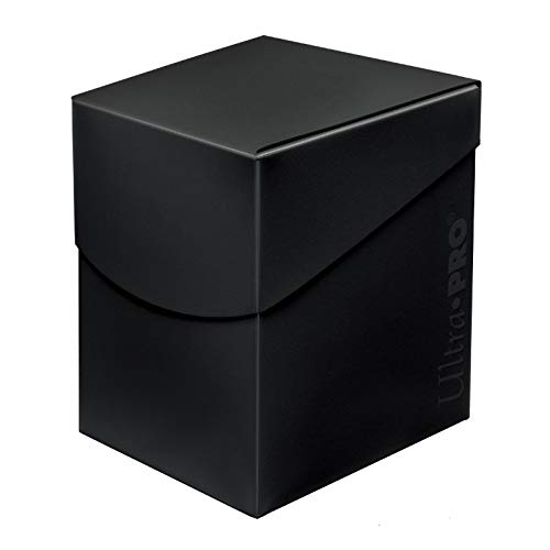 Deck Box Eclipse Pro 100+ Jet Black