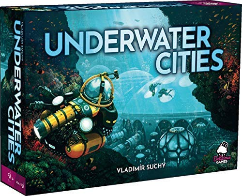 Delicious Games Underwater Cities - Francais
