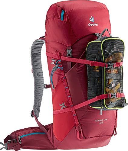 Deuter Speed Lite 26 Mochila Tipo Casual 63 Centimeters 26 Rojo (Maron-Cranberry)