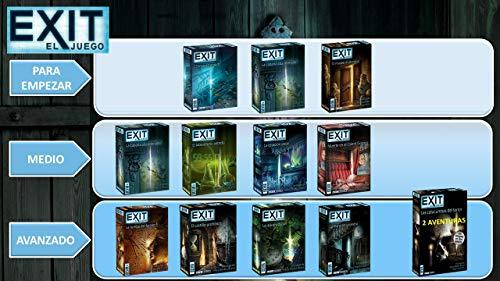 Devir - Exit: El laboratorio secreto, Ed. Español (BGEXIT3)