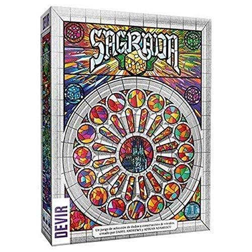 Devir Iberia 226546 Sagrada Devir, Multicolor