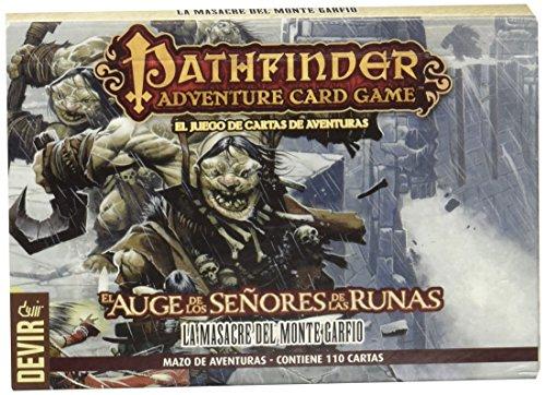 Devir - Pathfinder: El auge de los señores de las runas, La masacre del Monte Garfio