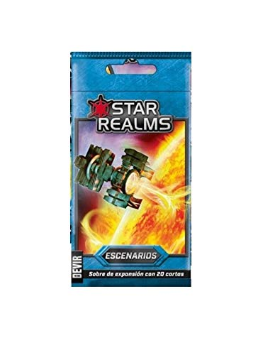 Devir Star Realms United: escenarios