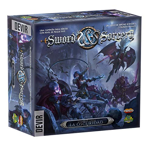 Devir-Sword & Sorcery Cuando Llega La Oscuridad (BGSISDF)