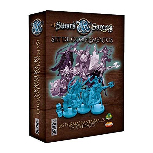 Devir- Sword & Sorcery: Las Formas Fantasmales de los Héroes (BGSISACC)