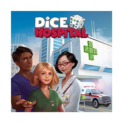 Dice Hospital - -5% en Libros