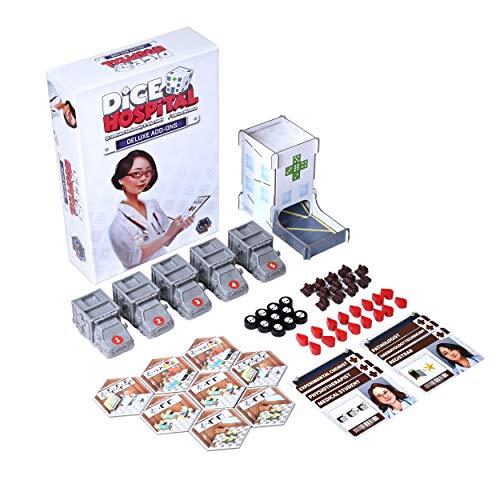 Dice Hospital - Kickstarter Add Ons Pack