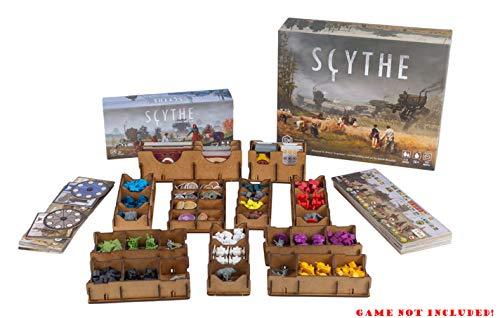 docsmagic.de Organizer Insert for Scythe Box - Encarte