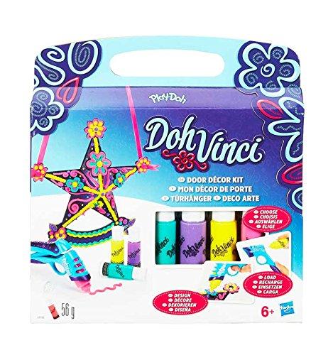 DohVinci - Deco Arte, Juego Creativo (Hasbro A7192EU4)