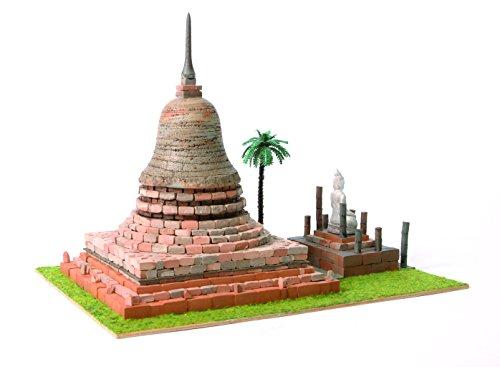Domus - Pagoda Budista Wat Sa Si, Sukhothai (40552)