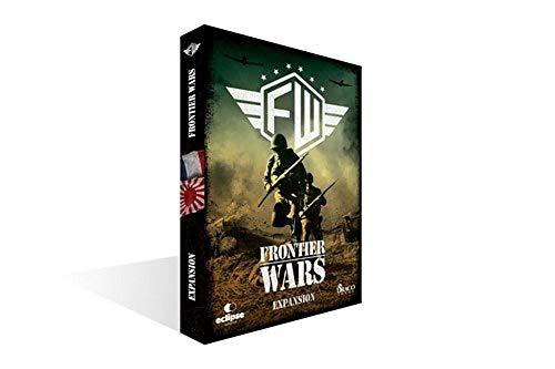 Draco Ideas Expansión Guerra Fronteriza - Frontier Wars - Castellano
