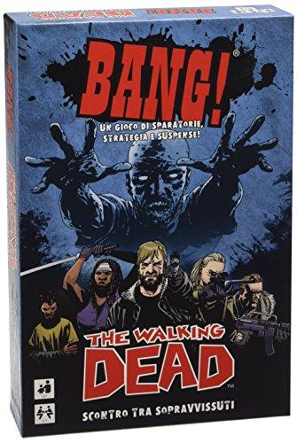DV Juegos–Bang. The Walking Dead
