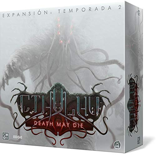 Edge Entertainment-Cthulhu: Death May Die Season 2, Color eecmcd02