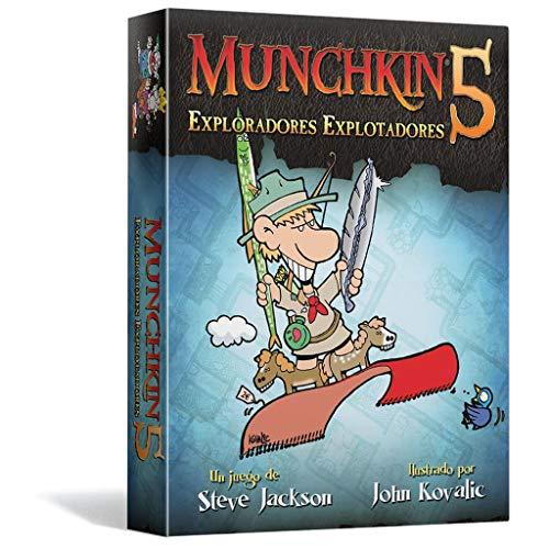 Edge Entertainment- Exploradores Explotadores (MU05)