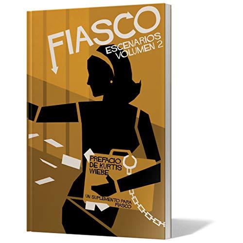 Edge Entertainment- Fiasco: Escenarios Vol. 2 - Español (EEBPFI04)