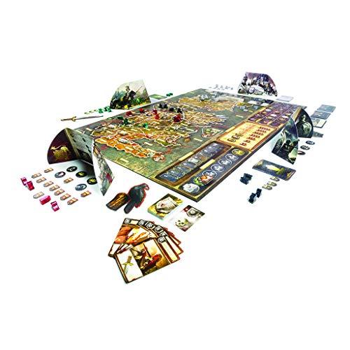 Edge Entertainment - Juego de Tronos el juego de tablero - Español