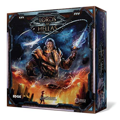 Edge Entertainment- Lords Of Hellas - Español, Color gris (EEARLH01) , color/modelo surtido